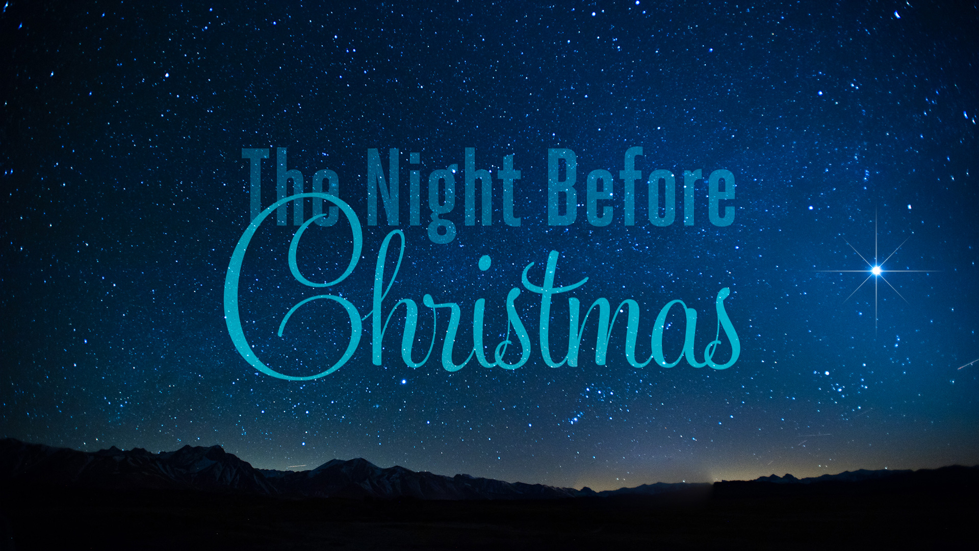 The Night Before Christmas – Part 1 – Egypt