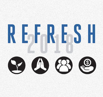 Refresh 2018 – Part 1 – Generosity