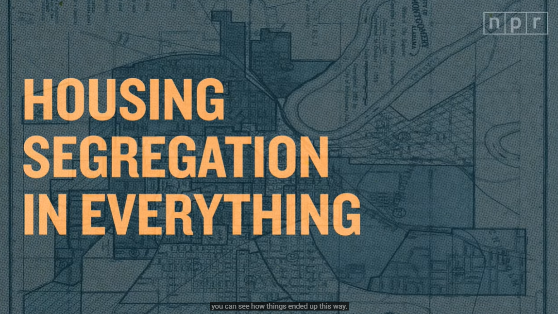 Why Cities Are Still So Segregated