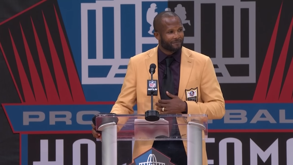 Champ Bailey - Hall of Fame acceptance speech