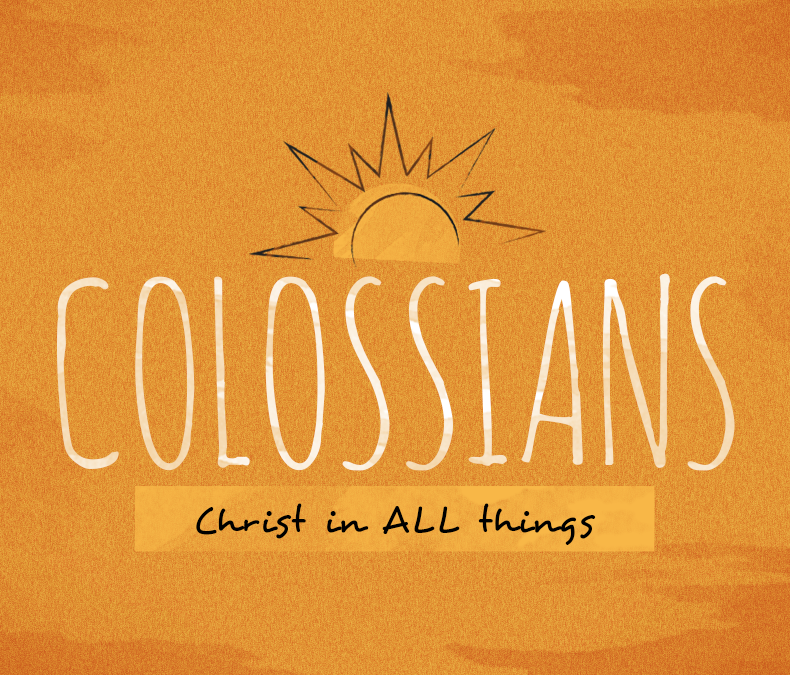 Colossians – Part Four – Onesimus Is One Of You